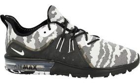 Tênis Nike Air Max Sequent 3 Premium Camuflado