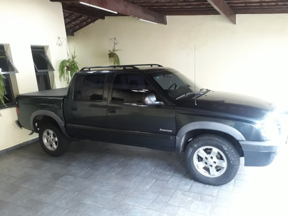 Chevrolet S10 Advantage 4x2 2.4 (flex) (cab Dupla) 2008