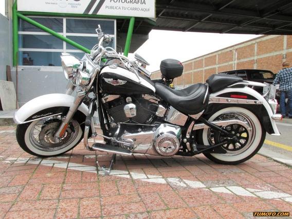 Motos Harley Davidson Flstn Softail Deluxe