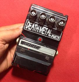 Dod Fx86 Death Metal Distortion - Willaudio