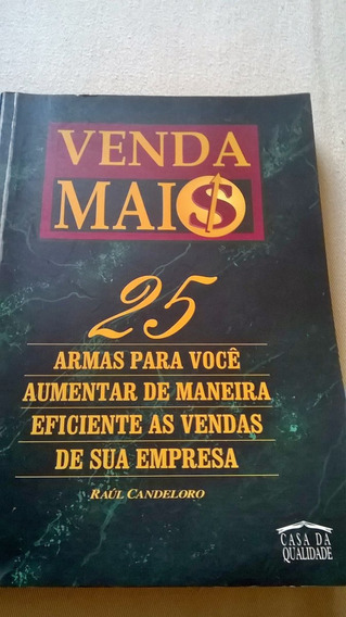 Candeloro, Raúl Venda Mais - Casa Da Qualidade 4ªed.1997