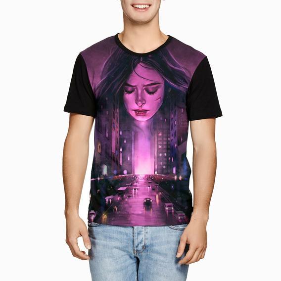 Camiseta Jessica Jones Série