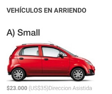Arriendo De Autos - Rent A Car En Santiago De Chile