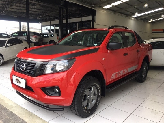 Nissan Frontier 2.3 16v Turbo Diesel Attack Cd 4x4 Aut. 2019
