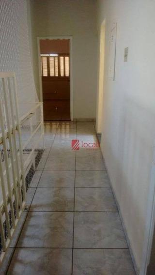 Casa Comercial Para Locação, Centro, São José Do Rio Preto. - Ca1380