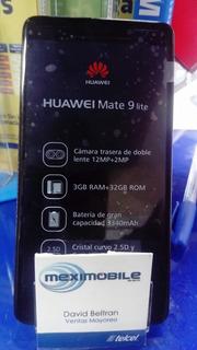 Huawey 9 Lite Nuevo 32gb 3gb Ram