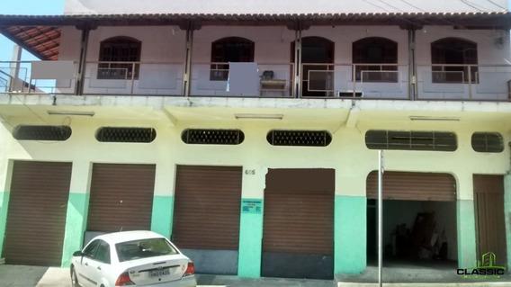 Loja Com 6 Quartos Para Comprar No Jardim Guanabara Em Belo Horizonte/mg - 3287