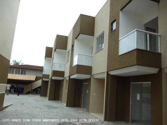 Casa Para Venda Em Guarapari, Lagoa Funda, 2 Dormitórios, 2 Suítes, 3 Banheiros, 1 Vaga - Wagner07