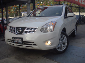 Impecable Camioneta Familiar Nissan Rogue Exclusive L4 2014