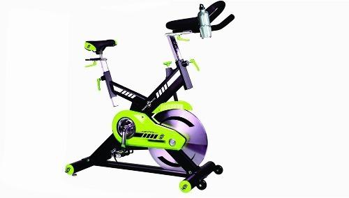 Bicicleta Spinning De Banda Siena Peso Max 150kg Sportfitnes