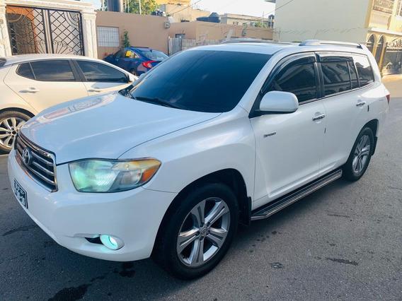 Toyota Highlander Recibo Vehículos