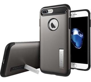 Capa De Armadura Fina Spigen Para Apple iPhone 6/7/8 Plus