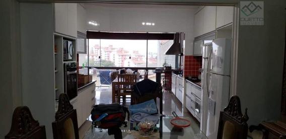 Sobrado Com 3 Dormitórios À Venda, 180 M² Por R$ 575.000 - Alto Ipiranga - Mogi Das Cruzes/sp - So0047