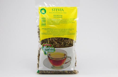 Té De Stevia Botica Del Señor 25g