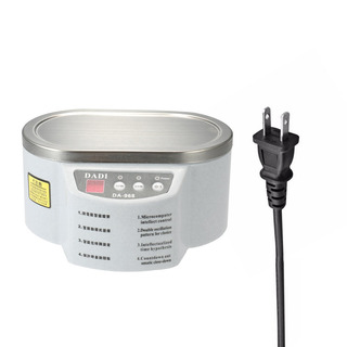Mini Tamanho Household Digital Ultrasonic Cleaner J??ias