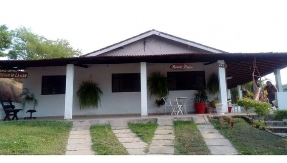 Chácara Em Centro, Nazaré Paulista/sp De 1700m² 3 Quartos À Venda Por R$ 360.000,00 - Ch102983