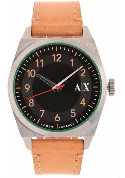 Relógio A|x Armani Exchange Masc. Puls Couro Ax2304/0pn