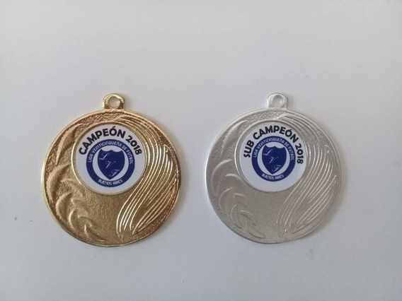 Medallas 50 Mm - Trofeos -medallas -souvenirs.