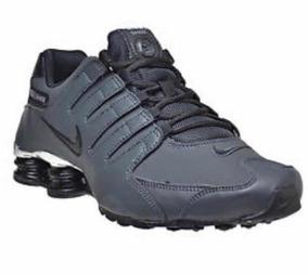 33b1602b034 Tênis Nike Shox Nz Prm Original Novo Frete Grátis 536184-003