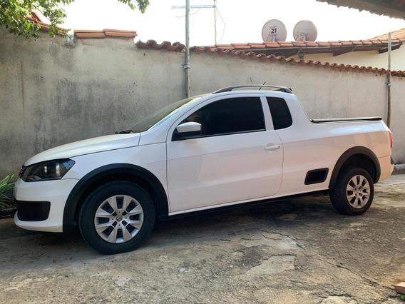 Volkswagen Saveiro 1.6 Startline Cab. Estendidatotal Flex 2p
