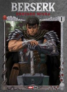 Manga Berserk # 01 - Kentaro Miura