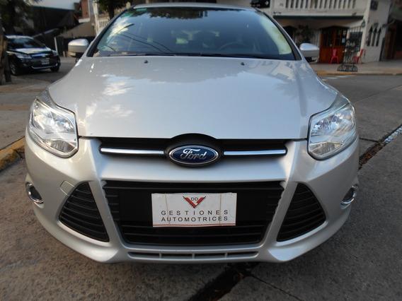 Ford Focus Iii 1.6 - Linea Nueva-con Gnc De 5ta Generacion-