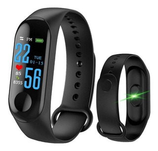 Reloj Smart Watch Band Inteligente Celular Deportivo Fitnes