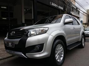Toyota Hilux Sw4 2.7 Sr 4x2 Flex 2013 Automática Novissima