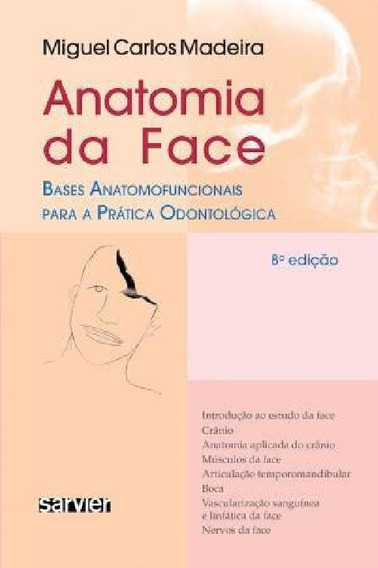 Livro Anatomia Da Face