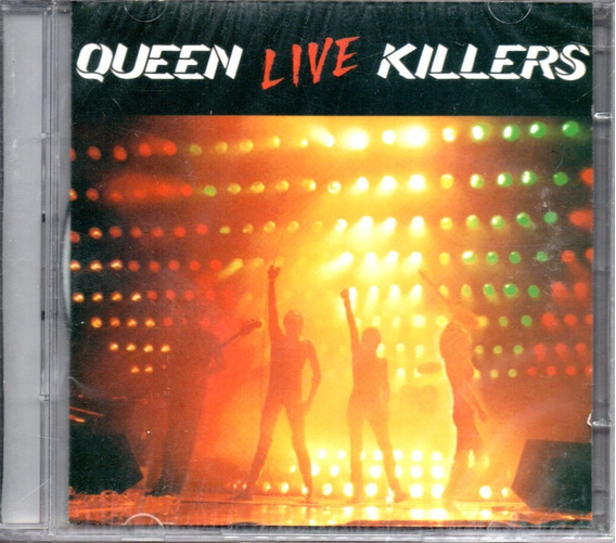 Cd Duplo Queen - Live Killers Cd Duplo