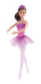 Boneca - Barbie - Fantasia Bailarina - Morena