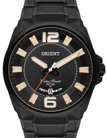 Relógio Orient Masculino Preto - Mpss1006 P2px ( Lancamento)