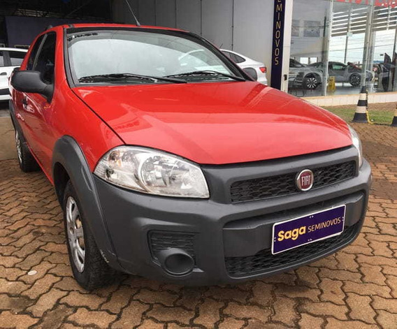 Fiat Strada Working Hard 1.4 Fire Flex 8v Cd