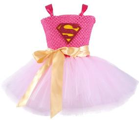 Tutu Para Niña Supergirl Rosita Tutu Dreams