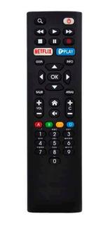 Control Remoto Para Conversor Telecentro Play Netflix Smart
