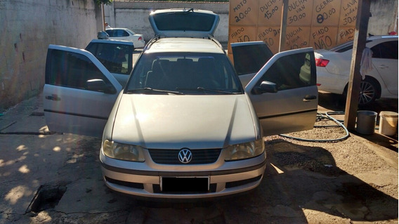 Volkswagen Parati 1.8 8v 5p 2002