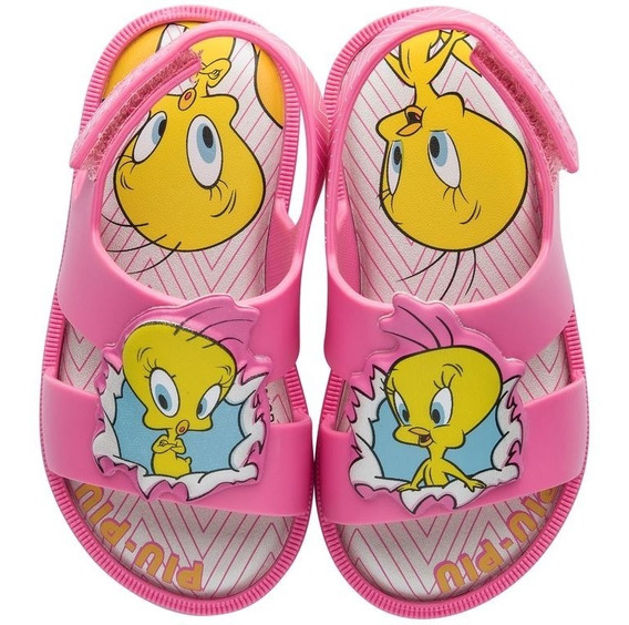 Sandalia Infantil Warner Classic Baby 22180 Menino E Menina