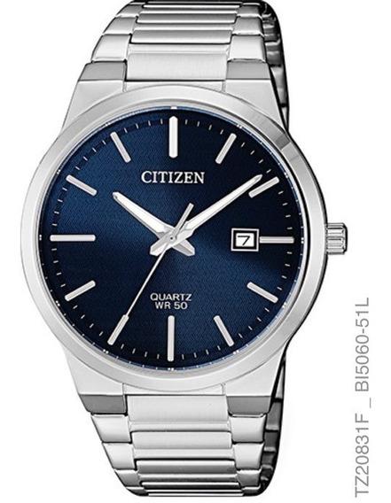 Relógio Analógico Quartz Masculino Citizen Tz20831f