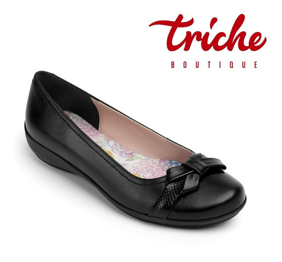 Calzado Escolar Dama Flexi Negro 17221 Flats Confort