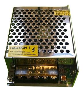 Fuente Switching 12v 6a Metalica Regulada Tira Led 5050/5630