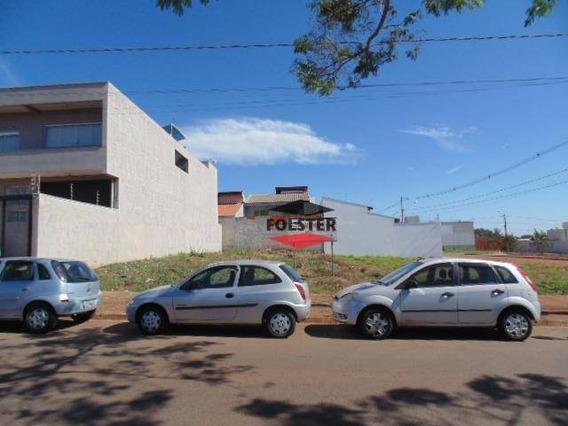 Terreno À Venda, 360 M² Por R$ 360.000,00 - Jardim Souza Queiroz - Santa Bárbara D