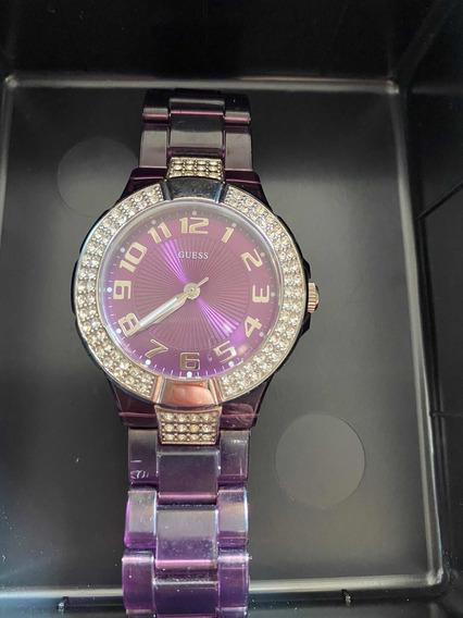 Relógio Original Feminino Guees. Perfeito Estado