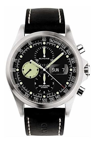 Reloj Glycine Incursore Cronografo Day Date