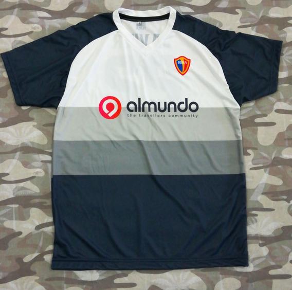 Pack 6 Camisetas Personalizadas, Número, Escudo Y Nombre