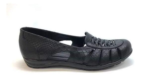 Zapatos De Cuero Confort Zuca
