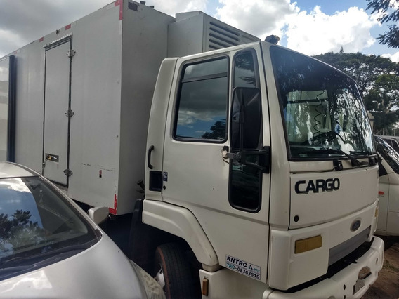 Cargo 815/08/09 Branco Bau Frigorifico