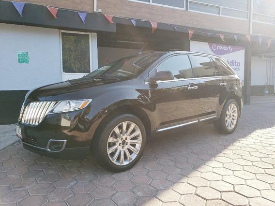 Lincoln Mkx V6 Awd Premier 2013