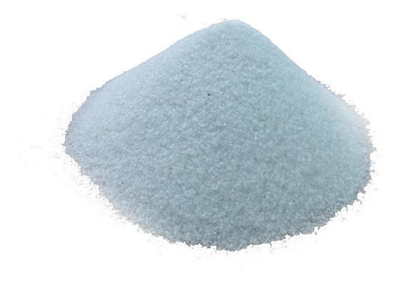 5 Kg - Areia / Po De Quartzo Branca - Malha 40/50