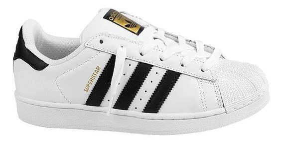 Tênis adidas Superstar Foundation Originals Frete Grátis 37