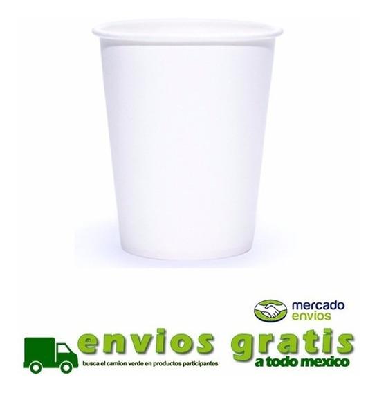 Vaso De Papel Para Cafe 12 Oz Con 1000 Piezas